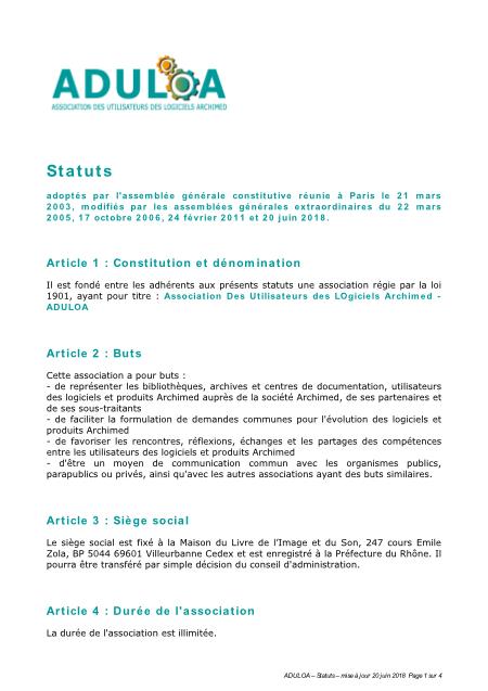 ADULOA_Statuts
