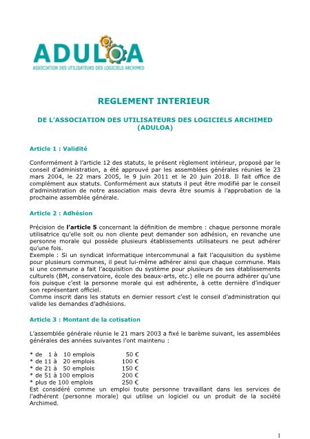 Aduloa_RèglementIntérieur_MAJ2018